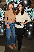 LOS ANGELES - NOV 6:  Madison Grace, Victoria Justice at the Love Leo Rescue 2nd Annual Cocktails for A Cause at the Rolling Greens on November 6, 2019 in Los Angeles, CA