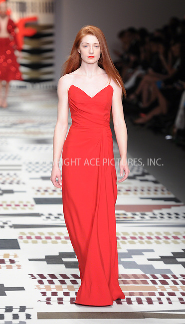 WWW.ACEPIXS.COM<br /> <br /> February 19 2015, London<br /> <br /> Nicola Roberts walks the runway at the Fashion For Relief charity fashion show to kick off London Fashion Week 2015 at Somerset House on February 19 29015 in London<br /> <br /> By Line: Famous/ACE Pictures<br /> <br /> <br /> ACE Pictures, Inc.<br /> tel: 646 769 0430<br /> Email: info@acepixs.com<br /> www.acepixs.com