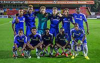 Chelsea U21 v Benfica B - Premier League U21 International Cup - 16/10/2015