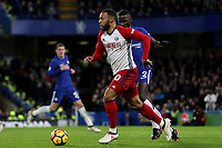 Matt Phillips of West Brom in action during Chelsea vs West Bromwich Albion, Premier League Football at Stamford Bridge on 12th February 2018