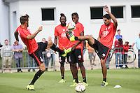 28.07.2015: Eintracht Frankfurt Training