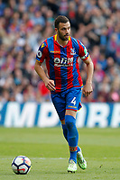 Luka Milivojevic of Crystal Palace seen during the EPL - Premier League match between Crystal Palace and West Bromwich Albion at Selhurst Park, London, England on 13 May 2018. Photo by Carlton Myrie / PRiME Media Images.