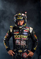 Mar. 21, 2014; Chandler, AZ, USA; LOORRS pro 2 driver Brian Deegan poses for a portrait prior to round one at Wild Horse Motorsports Park. Mandatory Credit: Mark J. Rebilas-USA TODAY Sports