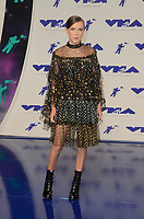 INGLEWOOD, CA - AUGUST 27: Millie Bobby Brown at the 2017 MTV Video Music Awards At The Forum in Inglewood, California on August 27, 2017. Credit: David Edwards/MediaPunch