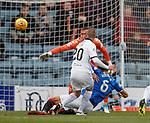 09.12.2018 Dundee v Rangers: Kenny Miller scores