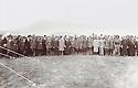 Iran 1935? .A group of Kurdish and Persian officials  .Iran 1935? .Un groupe d'officiels kurdes et persans