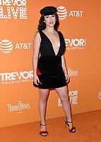 02 December 2018 - Beverly Hills, California - Lauren Jauregui. 2018 TrevorLIVE Los Angeles held at The Beverly Hilton Hotel. <br /> CAP/ADM/BT<br /> &copy;BT/ADM/Capital Pictures