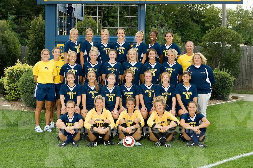 2006 Women's Soccer
