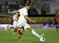 Spain's Rogne during an International sub21 match. March 21, 2013.(ALTERPHOTOS/Alconada) /NortePhoto