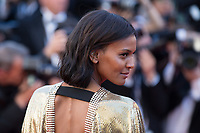 Liya Kebede at the 120 Beats Per Minute (120 Battements Par Minute)  premiere for at the 70th Festival de Cannes.<br /> May 20, 2017  Cannes, France<br /> Picture: Kristina Afanasyeva / Featureflash
