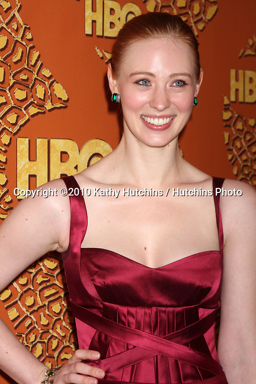 Deborah Ann Woll.arriving at the 67th Annual Golden Globe Awards Official HBO After Party.Beverly Hilton Hotel.Beverly Hills, CA.January 17, 2010.©2010 Kathy Hutchins / Hutchins Photo....