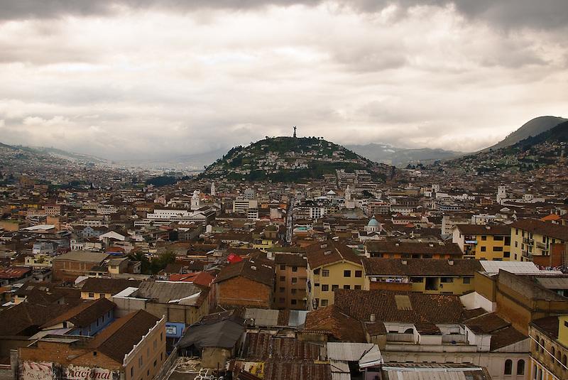 El Panecillo<br /> Quito, Ecuador