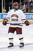Brett Motherwell (Boston College - St. Charles, IL) - The Boston College Eagles defeated the Miami University Redhawks 4-0 in the 2007 NCAA Northeast Regional Final on Sunday, March 25, 2007 at the Verizon Wireless Arena in Manchester, New Hampshire.