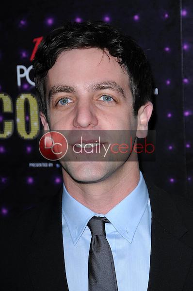 B.J. Novak<br /> at Variety's 1st Annual Power Of Comedy Event, Club Nokia, Los Angeles, CA. 12-04-10<br /> David Edwards/DailyCeleb.com 818-249-4998