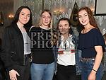 Kate Kelly, Tara Meir, Lily O'Connor and Eva Cummins at the Boyne AC awards night in the Westcourt Hotel. Photo:Colin Bell/pressphotos.ie