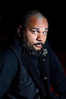 Dieudonne M bala Mbala - Theatre de la Main d Or <br /> Parigi 04/06/2012 <br /> Foto Chris Elise / Panoramic / Insidefoto