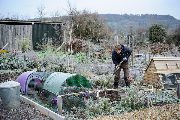 Otter Farm with Mark Diacono (16th December 2012)