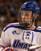 Colin O'Neill (UML - 16) The University of Massachusetts-Lowell River Hawks defeated the Boston College Eagles 4-3 to win the 2017 Hockey East tournament at TD Garden on Saturday, March 18, 2017, in Boston, Massachusetts.