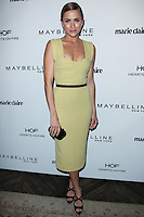 WEST HOLLYWOOD, CA, USA - APRIL 08: Shantel VanSanten at the Marie Claire Fresh Faces Party Celebrating May Cover Stars held at Soho House on April 8, 2014 in West Hollywood, California, United States. (Photo by Celebrity Monitor)
