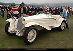 1931 Alfa Romeo 6C 1750 GS Touring Flying Star Spyder, Pebble Beach Concours d'Elegance