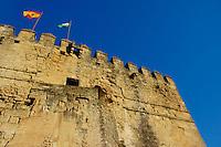 Calahorra Tower, Cordoba, Andalusia, Spain.