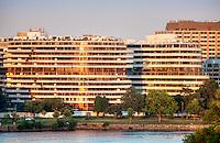 Watergate Hotel Potomac River Washington DC