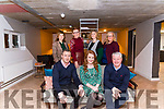 Launch of Abode Co-living in the Fossa last Monday.<br /> front l-r Derek Twiss, Michelle Rosney and Conor Hennigan back l-r Justina Gruzdyte, Brigeen O'Sullivan, Nathalie Vos and Eimear McDonnell.