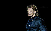 Wycombe Wanderers Manager Gareth Ainsworth during the Sky Bet League 2 match between Wycombe Wanderers and Cambridge United at Adams Park, High Wycombe, England on 29 September 2015. Photo by Andy Rowland.
