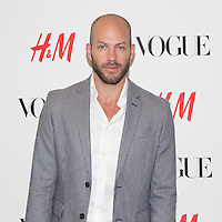 Johnny Wujek, H&M Vogue Event on September 4, 2014 (photo by Travis W Keyes/Guest Of A Guest