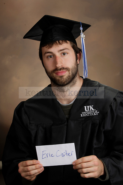 Carter, Eric photographed during the October, 2012, Grad Salute in Lexington, Ky.