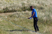 Paddy McCourt playing with Nicolas Colsaerts (BEL) during the ProAm of the 2018 Dubai Duty Free Irish Open, Ballyliffin Golf Club, Ballyliffin, Co Donegal, Ireland.<br /> Picture: Golffile | Jenny Matthews<br /> <br /> <br /> All photo usage must carry mandatory copyright credit (&copy; Golffile | Jenny Matthews)