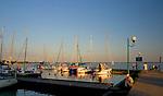Giżycko, 2005-07-05. Port Jachtowy w Giżycku