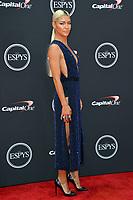Jessica Szohr at the 2018 ESPY Awards at the Microsoft Theatre LA Live, Los Angeles, USA 18 July 2018<br /> Picture: Paul Smith/Featureflash/SilverHub 0208 004 5359 sales@silverhubmedia.com
