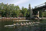 Seattle, Rowing, Windermere Cup Regatta, Opening Day of Rowing Season, Pacific Northwest, Montlake Cut, Lake Washington Ship Canal, Washington State, Pacific Northwest, USA,.