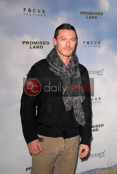 Luke Evans<br />