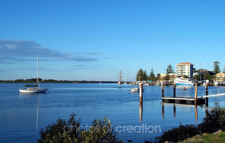 Port Macquarie Harbour
