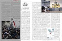 German weekly magazine DER SPIEGEL on post-soviet separatism. Gagauzia, Moldova, 03.2014.<br /> Picture: Ramin Mazur