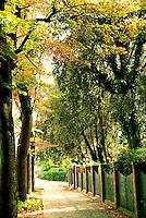 Biennale Gardens - Venice, Italy