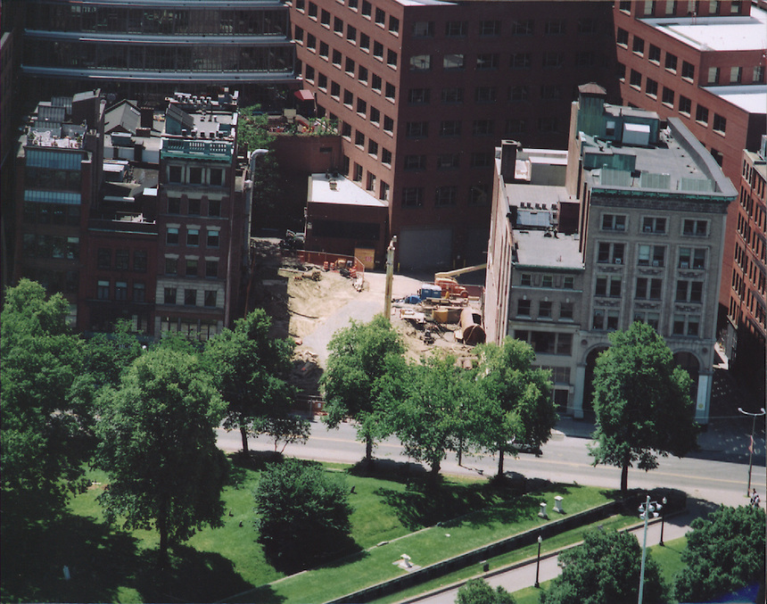 building, Piano Row, residence hall, construction