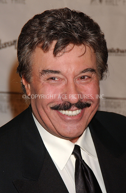 WWW.ACEPIXS.COM . . . . .....June 7, 2007. New York City.....Tony Orlando arrives at the 38th Annual Songwriters Hall of Fame Ceremony held at the Marriott Marquis...  ....Please byline: Kristin Callahan - ACEPIXS.COM..... *** ***..Ace Pictures, Inc:  ..Philip Vaughan (646) 769 0430..e-mail: info@acepixs.com..web: http://www.acepixs.com