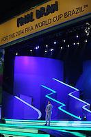 COSTA DO SAUIPE, BA, 06.12.2013 - COPA 2014 - SORTEIO FINAL DA COPA DO MUNDO 2014 - O ex jogador Ronaldo Nazario durante o sorteio Final da Copa do Mundo de 2014 na Costa do Sauipe litoral norte da Bahia, nesta sexta-feira, 06. (Foto: Vanessa Carvalho / Brazil Photo Press).