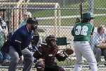 Photograph from the 2010 inaugural Mt. Rainier Lutheran High School baseball season.