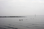 The Swimmers. (The Gunsite, Wallasey)<br /> <br /> © Colin McPherson, 2019 all rights reserved.