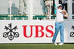 Masahiro Kawamura of Japan tees off the first hole during the 58th UBS Hong Kong Golf Open as part of the European Tour on 08 December 2016, at the Hong Kong Golf Club, Fanling, Hong Kong, China. Photo by Marcio Rodrigo Machado / Power Sport Images