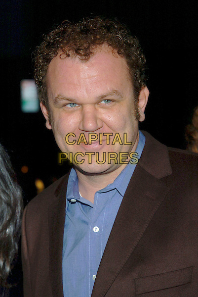 "JOHN C.REILLY .""Finding Neverland"" Los Angeles Premiere held at the Academy of Motion Pictures, Beverly Hills,  California, USA, 11th November 2004..portrait headshot.Ref: ADM.www.capitalpictures.com.sales@capitalpictures.com.©V.Summers/AdMedia/Capital Pictures ."