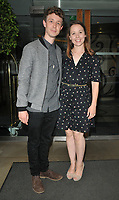 Matt Edmondson and guest at the Tom and Giovanna Fletcher's &quot;Eve of Man&quot; book launch party, The Marylebone Hotel, Welbeck Street, London, England, UK, on Thursday 31 May 2018.<br /> CAP/CAN<br /> &copy;CAN/Capital Pictures