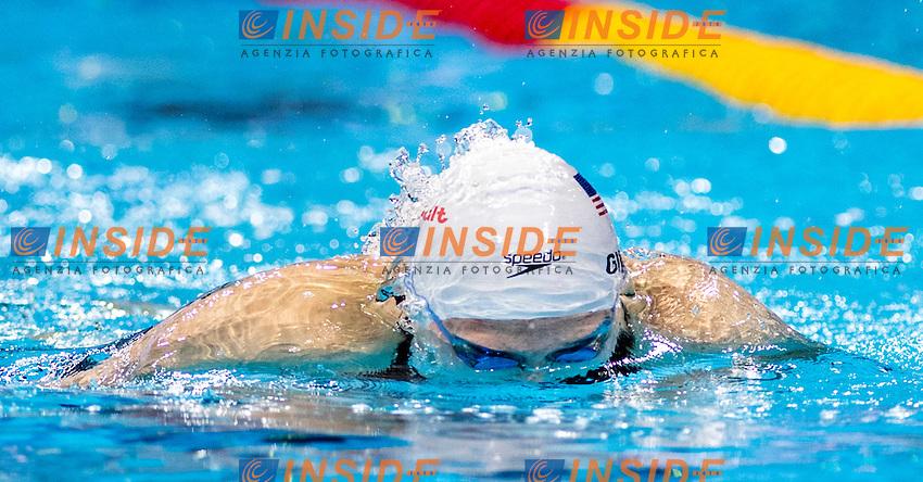 GIBSON Sarah USA<br /> Women's 100m Butterfly<br /> 13th Fina World Swimming Championships 25m <br /> Windsor  Dec. 10th, 2016 - Day05 Heats<br /> WFCU Centre - Windsor Ontario Canada CAN <br /> 20161210 WFCU Centre - Windsor Ontario Canada CAN <br /> Photo &copy; Giorgio Scala/Deepbluemedia/Insidefoto
