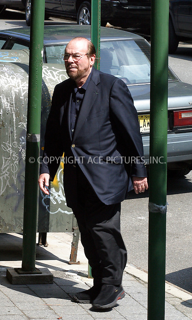 James Lipton in New York. May 16, 2004. Please byline: BRIAN FLANNERY/ACE Pictures.   ..  *** ***..All Celebrity Entertainment, Inc:  ..contact: Alecsey Boldeskul (646) 267-6913 ..Philip Vaughan (646) 769-0430..e-mail: info@nyphotopress.com
