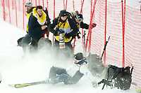 FIS Alpine Skiing World Cup. Zagreb Ladies Slalom 09