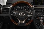 Car pictures of steering wheel view of a 2019 Lexus RX 350L-4x2 5 Door SUV Steering Wheel